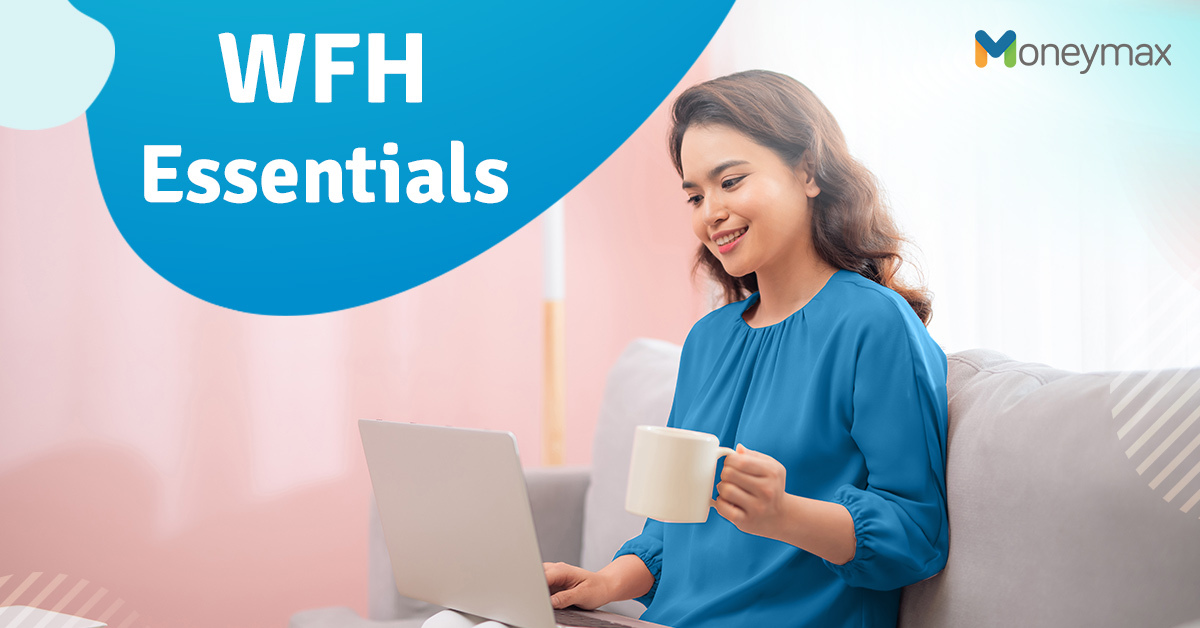 Work-From-Home Essentials to Check Out Under P3,000