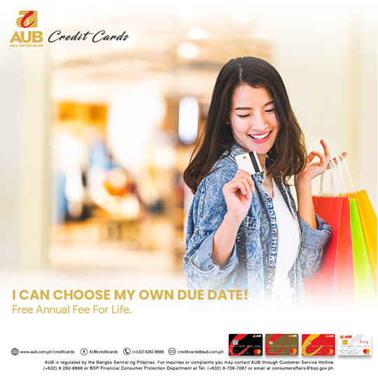 AUB Credit Card Application Guide - Pick the Right AUB Credit Card