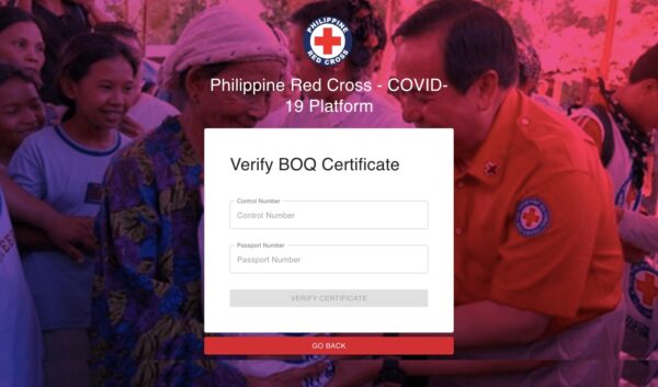 OFW Repatriation Guide - COVID-19 Test Results