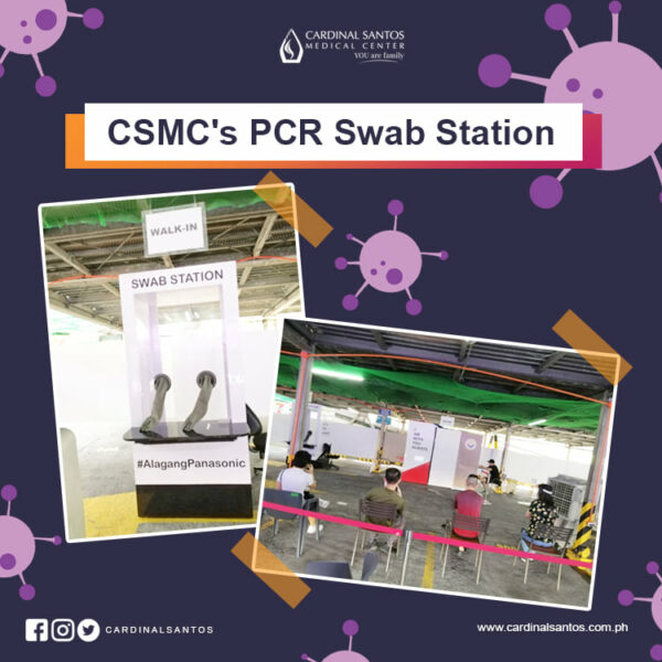COVID-19 Testing Centers in Metro Manila - Cardinal Santos Medical Center