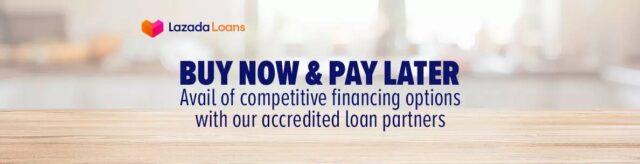 lazada wallet - lazada loans