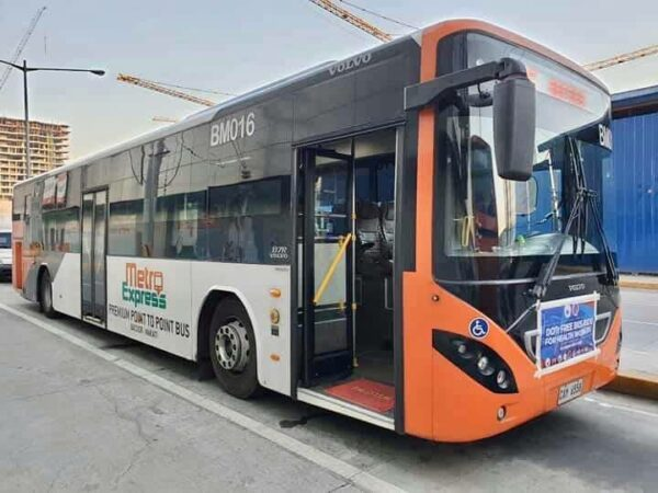 P2P Bus Routes and Schedule in GCQ