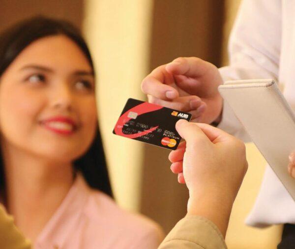 AUB Platinum Mastercard Review - Cardholder perks