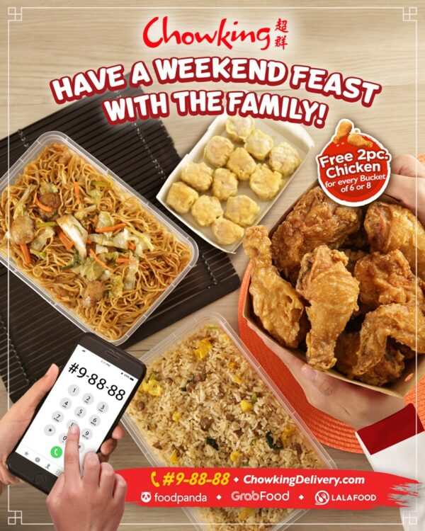 fast food delivery gcq - chowking
