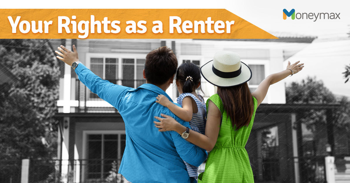 Your rights as a Renter - Family of three renting a house