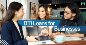 DTI loans for small business | Moneymax