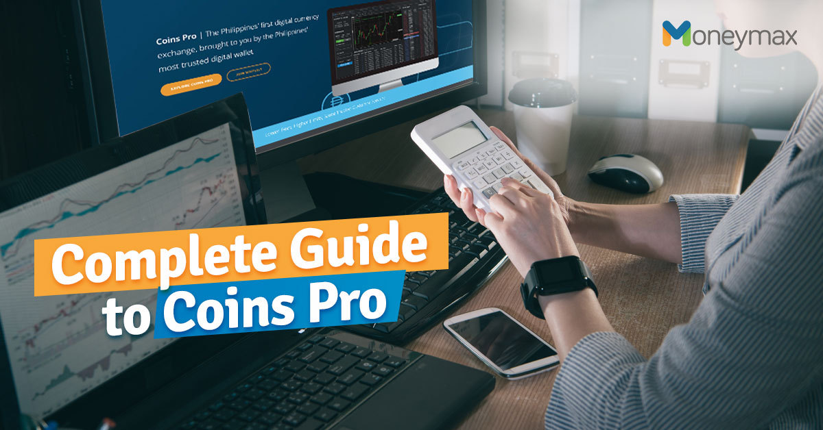 Coins Pro Trading Guide | Moneymax