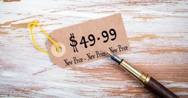 marketing tactics - 99 pricing strategy