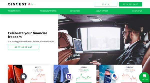 forex broker philippines - oinvest