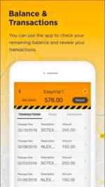 easytrip rfid guide - how to check easytrip balance via app