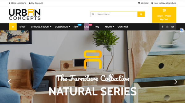 online furniture stores in the philippines - urban concepts