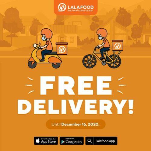 online sales december 2020 - lalafood promo