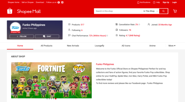 online toy stores in the philippines - funko pop online store
