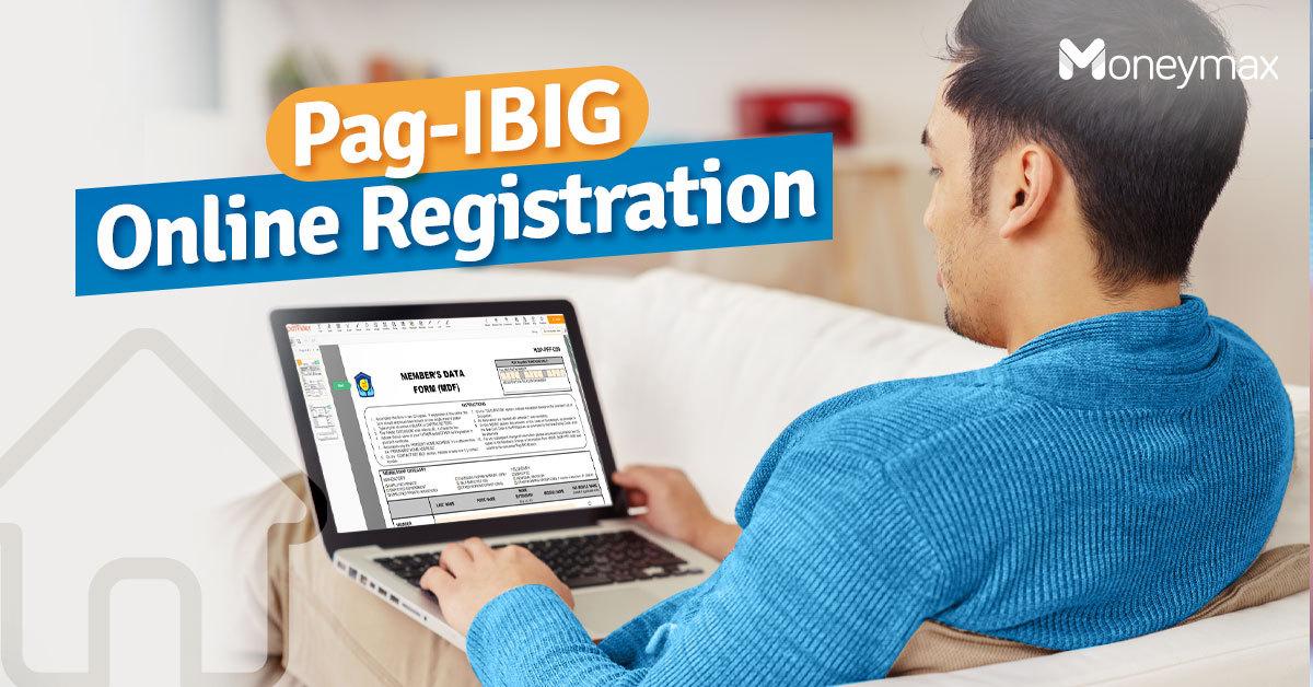 Pag-IBIG Online Registration | Moneymax