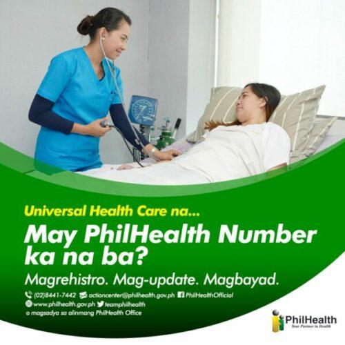 philhealth online registration - what is philhealth number
