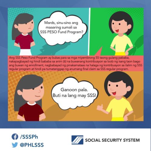investments for millennials - pag-ibig sss