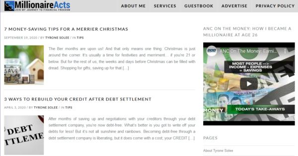 filipino financial bloggers - tyrone solee