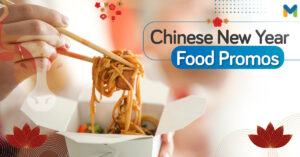 Chinese New Year food promos