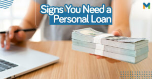 signs you need a personal loan header image