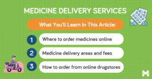Medicine Delivery in the Philippines   Moneymax