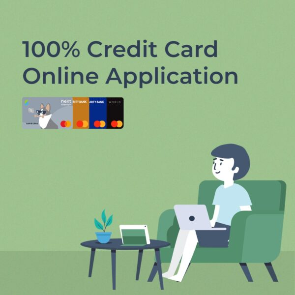 Security Bank credit card application online