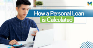 how is a personal loan calculated | Moneymax