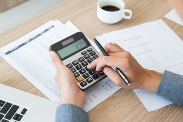 how a personal loan is calculated - monthly payment computation