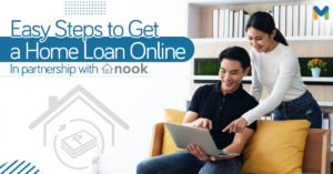 online home loan application with Nook   Moneymax