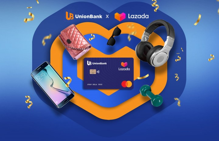 unionbank lazada credit card perks