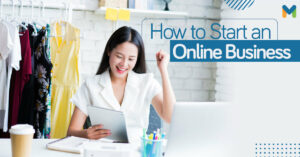Starting an online business | Moneymax