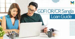GDFI ORCR Sangla Loan