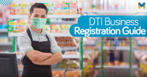 DTI registration | Moneymax