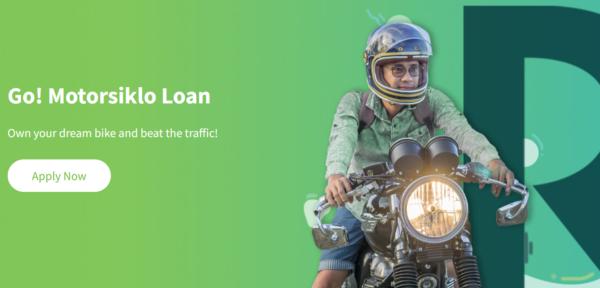 motorcycle loan - Robinsons Bank