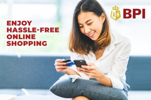 BPI eCredit card - secure online shopping