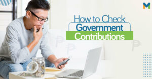 government contributions l Moneymax