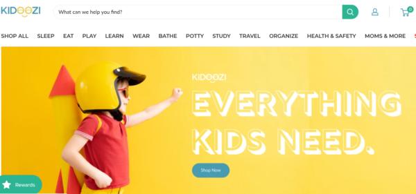 baby store in the Philippines - Kidoozi