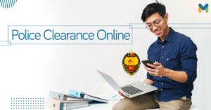 how to get police clearance online l Moneymax