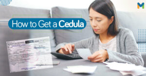 how to get a cedula l Moneymax