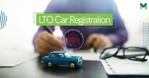 lto car registration l Moneymax