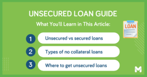 no collateral loan in the Philippines l Moneymax