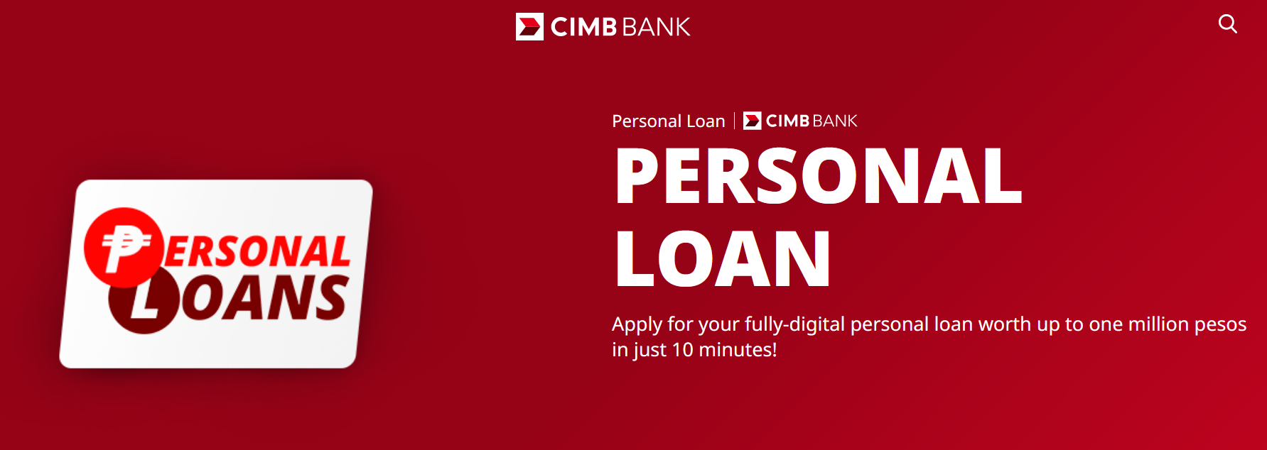 how to apply for a CIMB personal loan - what is cimb personal loan?