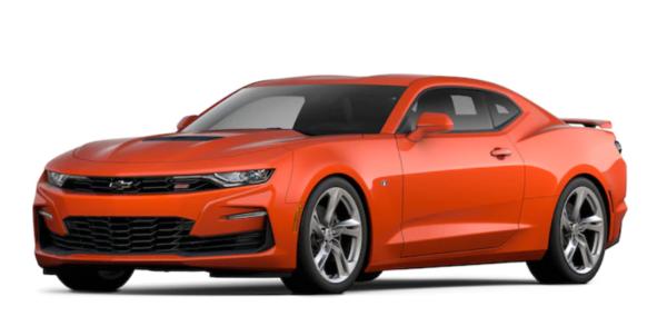 cheapest luxury cars to insure - chevrolet camaro