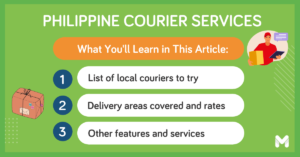 courier services in the philippines l Moneymax
