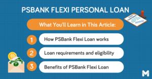 PSBank Flexi loan l Moneymax