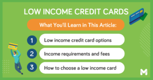 credit card for low income earners in the Philippines l Moneymax