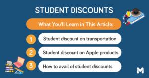 student discount l Moneymax