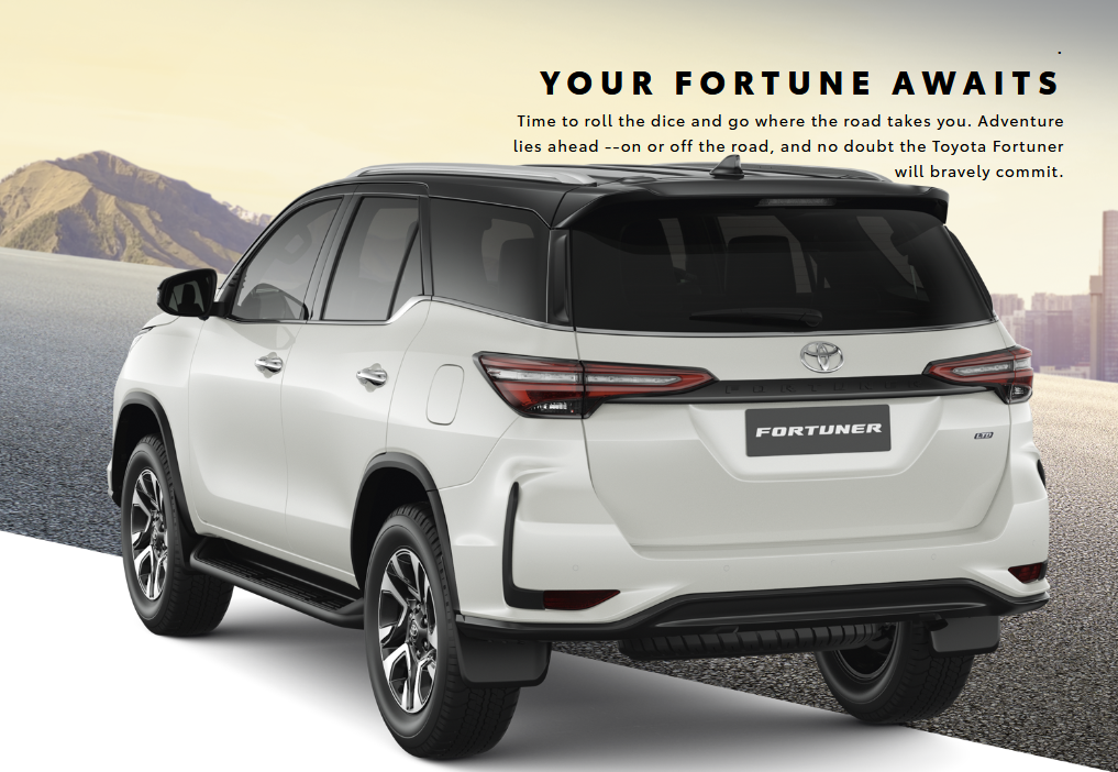 best suv in the philippines - Toyota Fortuner