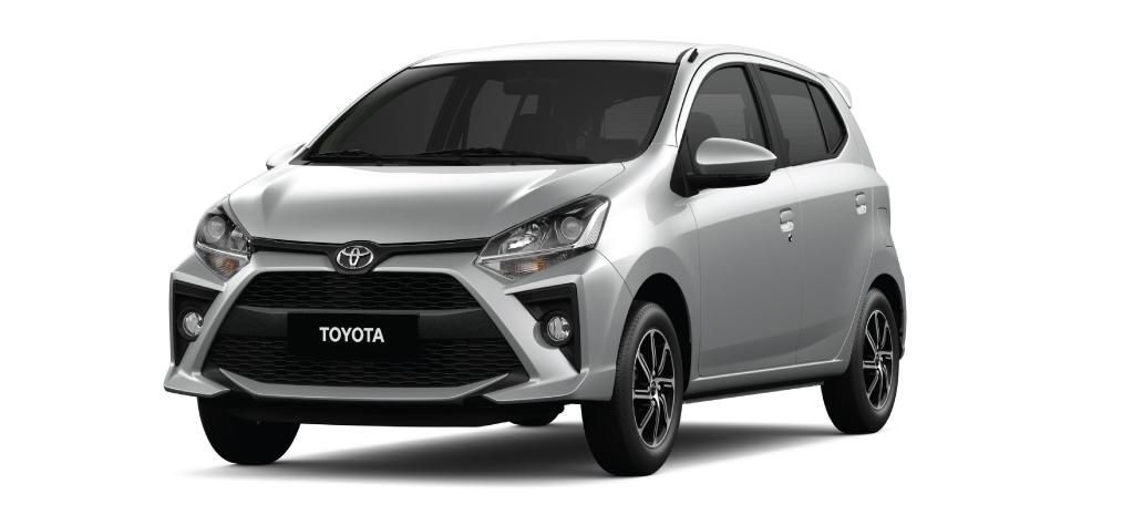 Suzuki S-Presso vs Toyota Wigo - Toyota Wigo