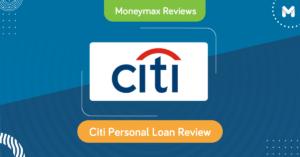citi personal loan review   Moneymax