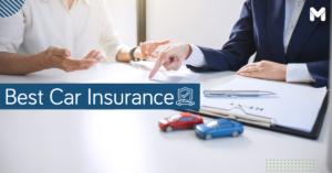 top car insurance Philippines | Moneymax